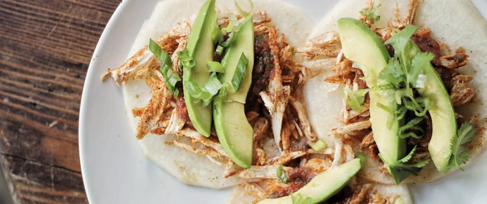 How To Make Paleo Chicken Tostadas - Real Plans