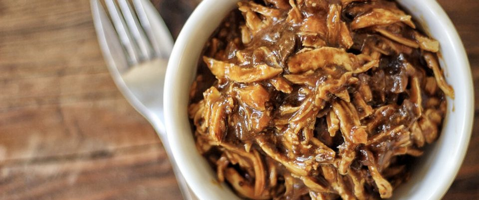Slow Cooker BBQ Chicken - Real Plans