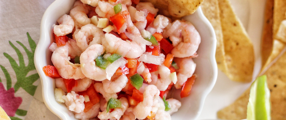 How to Make Shrimp Ceviche - Real Plans