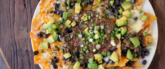 Nachos Night Recipe - Real Plans