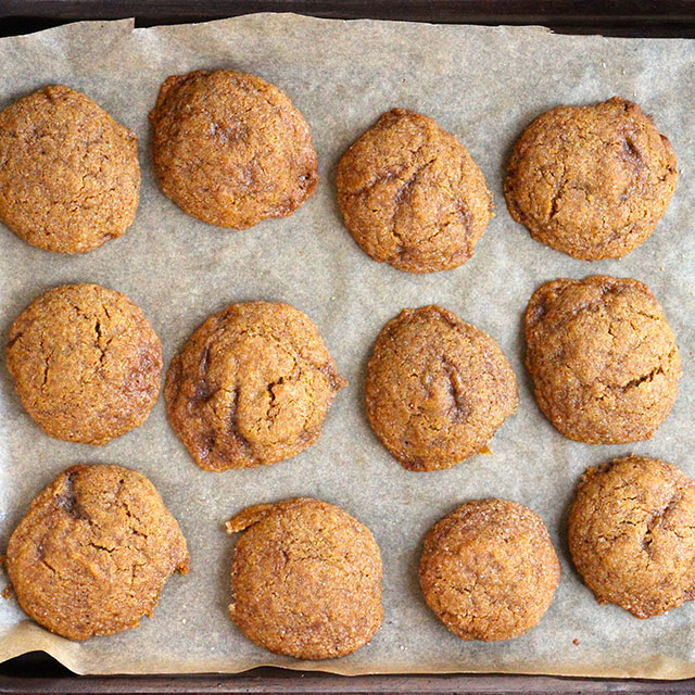 Cassava Pumpkin Snickerdoodles - Real Plans