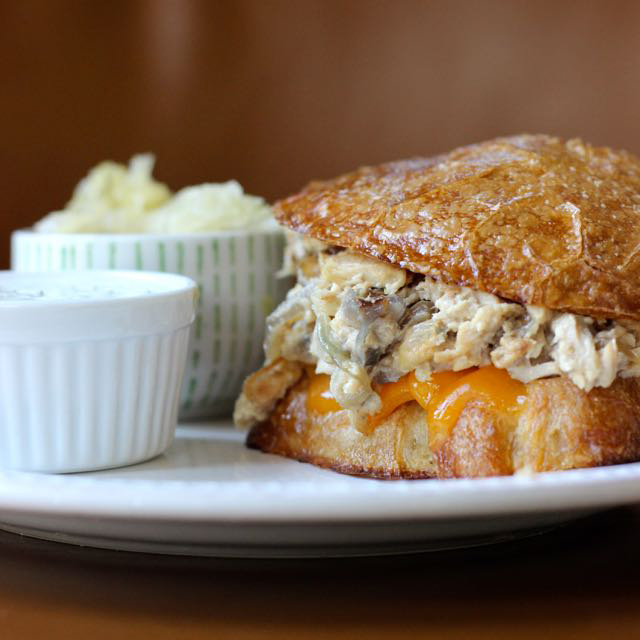 Tuna Melt and Sauerkraut - Real Plans
