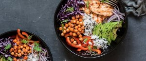Buddha Bowl Perfection: Three Time Saving Tips - Real Plans