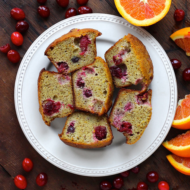 Cranberry Orange Muffins - Real Plans
