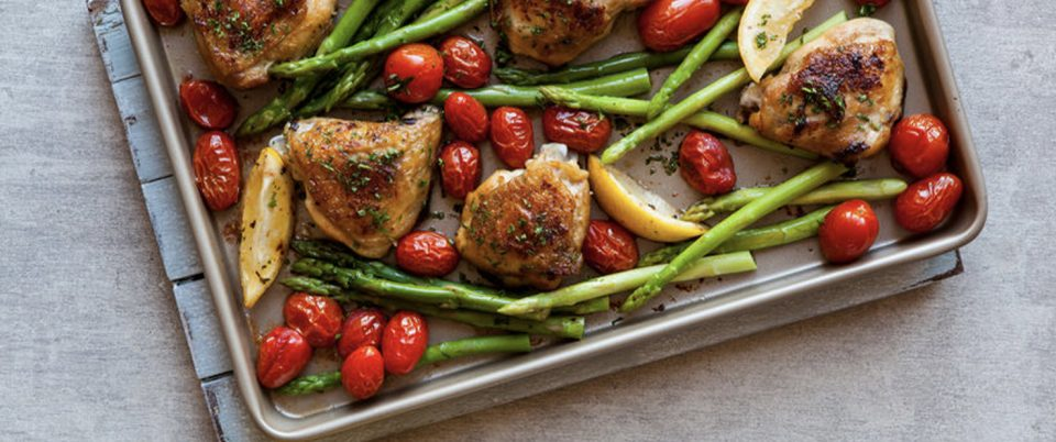 7 Sheet Pan Dinners To Make Life Easier - Real Plans