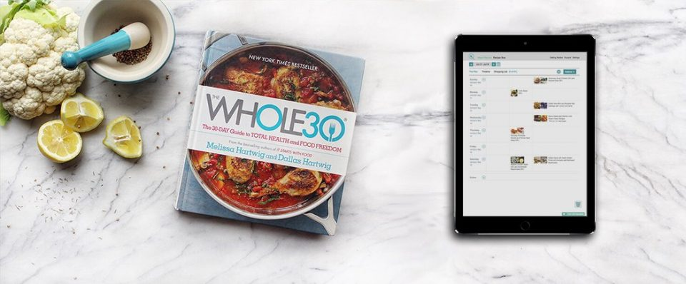 Whole30 + Real Plans